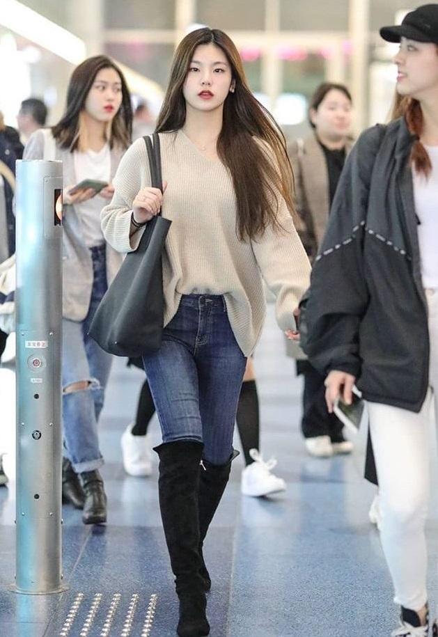 Lisa và dàn mỹ nhân Hàn gợi ý cách phối đồ đẹp khi đi boots-5