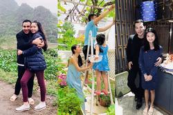 Mới 6 tuổi, con gái Thủy Tiên - Công Vinh đã sở hữu chiều cao vượt trội, gia nhập hội chân dài ái nữ nhà sao Việt