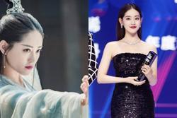 Người đẹp màn ảnh mà Kim Hee Chul yêu thích - Chúc Tự Đan bắt đầu bị công ty bỏ rơi?