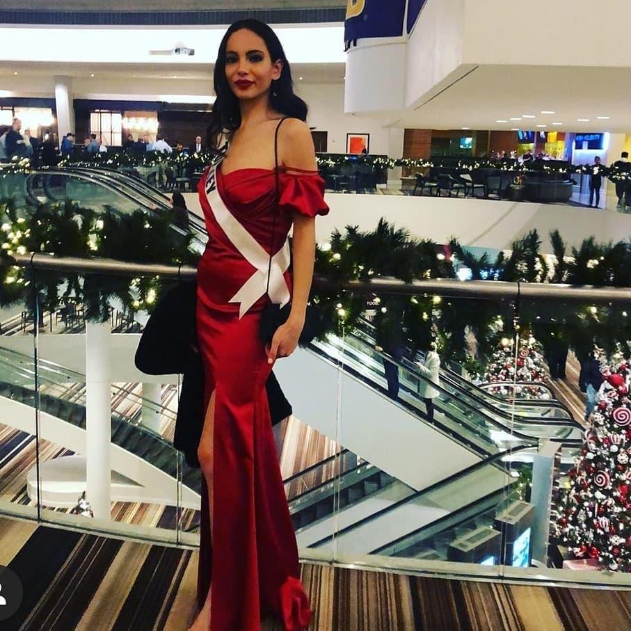 Miss Universe 2019 ngày thứ 7: Đối thủ lên đồ rực rỡ, tìm Hoàng Thùy khó như mò kim đáy bể-7
