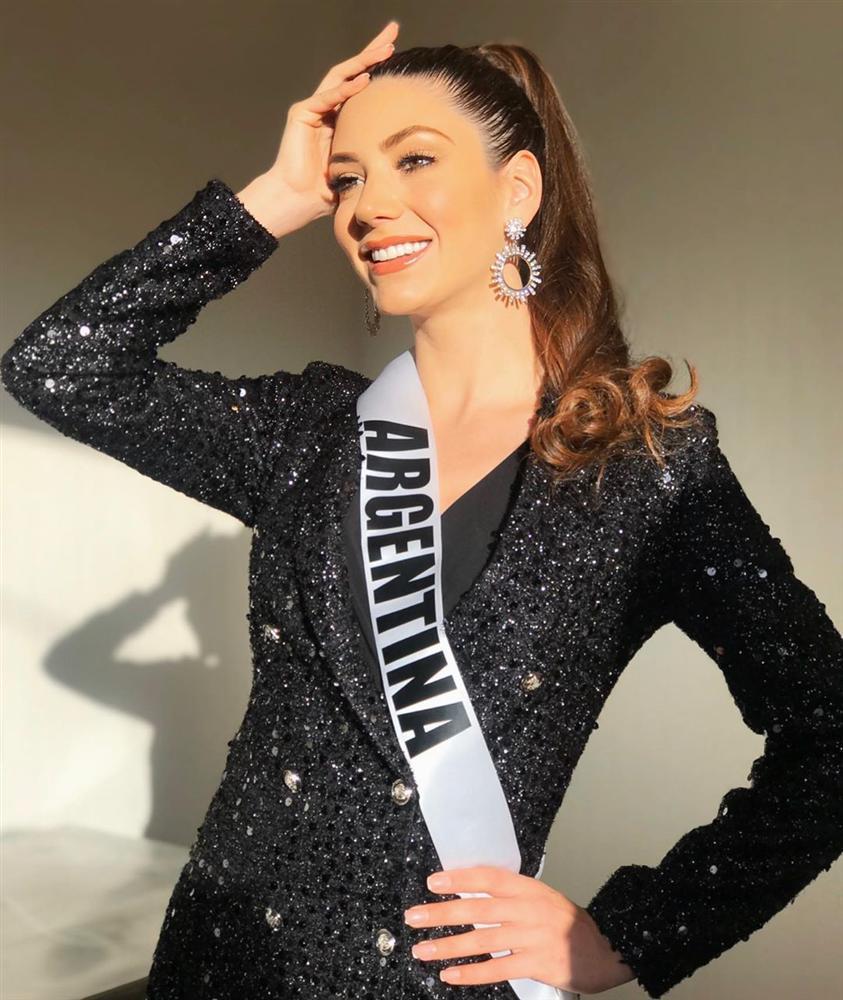 Miss Universe 2019 ngày thứ 7: Đối thủ lên đồ rực rỡ, tìm Hoàng Thùy khó như mò kim đáy bể-12