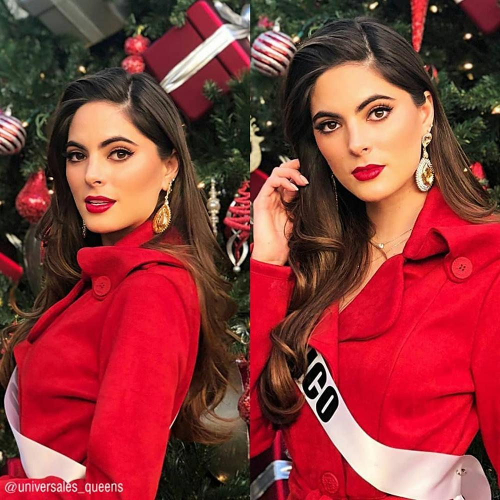Miss Universe 2019 ngày thứ 7: Đối thủ lên đồ rực rỡ, tìm Hoàng Thùy khó như mò kim đáy bể-18