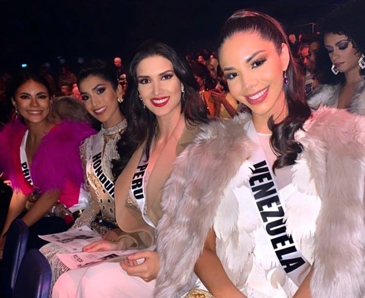 Miss Universe 2019 ngày thứ 7: Đối thủ lên đồ rực rỡ, tìm Hoàng Thùy khó như mò kim đáy bể-22