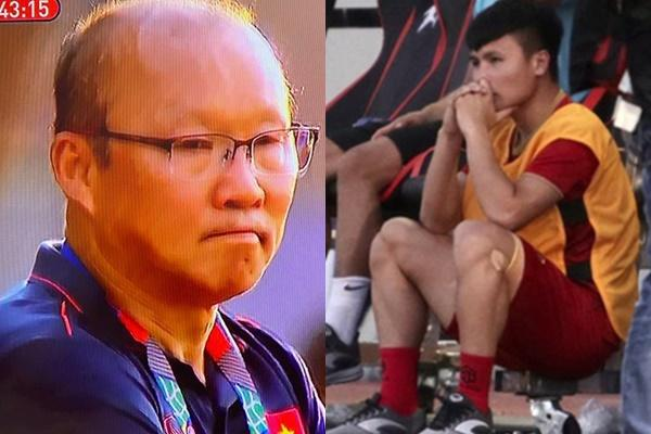 Thông tin đáng chú ý từ thầy Park về việc Quang Hải có thể tham dự bán kết SEA Games hay không?-1
