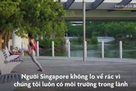 Singapore chuẩn bị đối mặt vấn đề rác thải