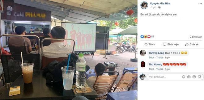 Bạn gái Văn Hậu sang Philippines xem U22 Việt Nam đấu Thái Lan-6