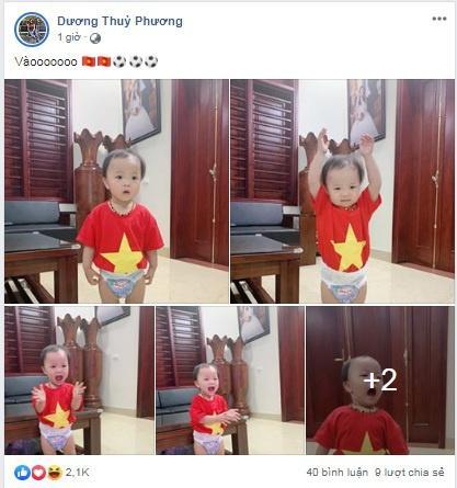Bạn gái Văn Hậu sang Philippines xem U22 Việt Nam đấu Thái Lan-7