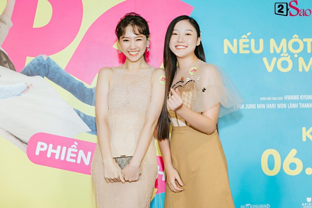 Hari Won khen Park Jung Min và Trấn Thành đều là nam thần tài giỏi-4