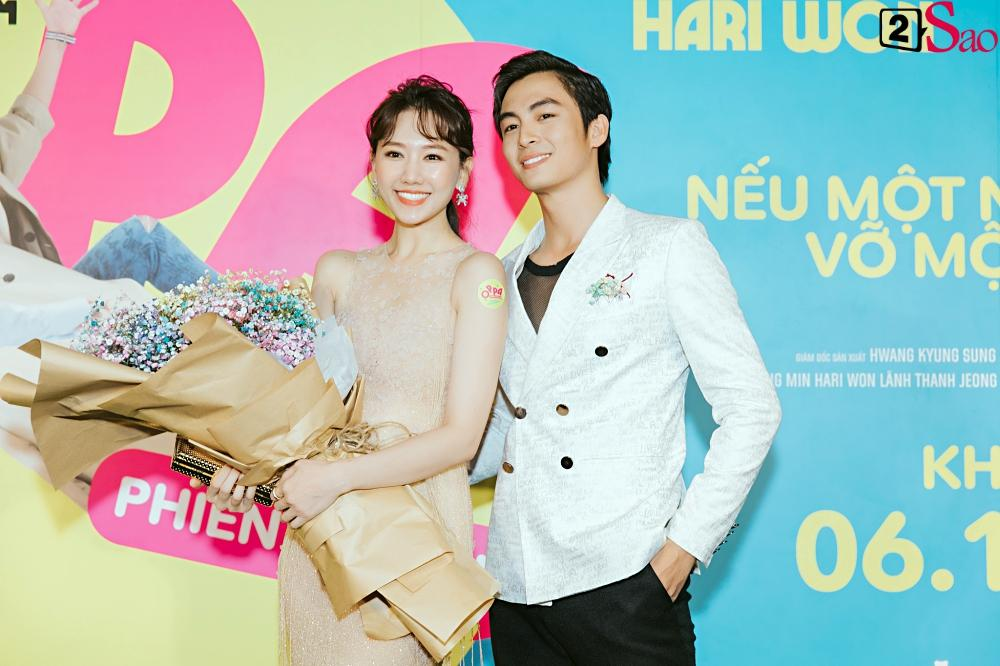 Hari Won khen Park Jung Min và Trấn Thành đều là nam thần tài giỏi-6