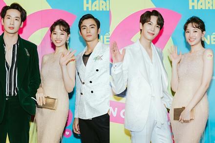 Hari Won khen Park Jung Min và Trấn Thành đều là nam thần tài giỏi