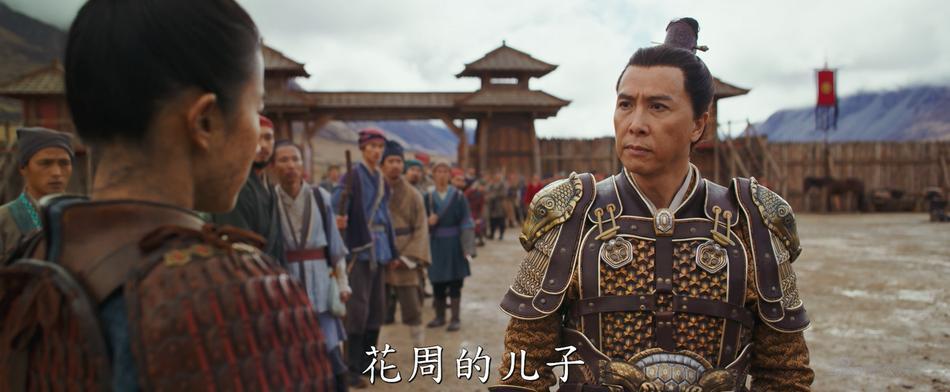 Lưu Diệc Phi nhạt nhòa và lép vế trước Củng Lợi trong trailer phim Mulan-1