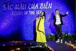 Trấn Thành hát 'Bên em là biển rộng' cùng Thanh Lam, Tùng Dương