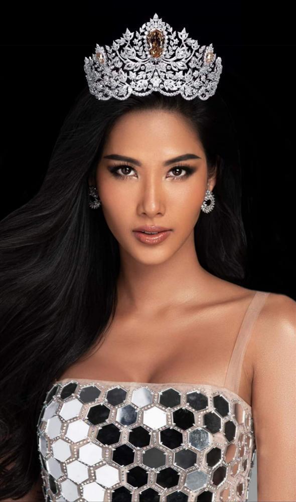 Miss Universe 2019 ra mắt vương miện 116 tỷ, khán giả ụp vội lên đầu Hoàng Thùy xem hợp hay không-5