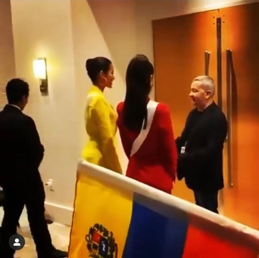 Hoàng Thùy bước vào vòng thi quyết định 60% kết quả, người hâm mộ ở nhà hồi hộp thay cô-5