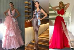 Miss Universe 2019 ngày thứ 8: Hoàng Thùy thay tới 4 bộ đồ mà vẫn có người chịu chơi không kém