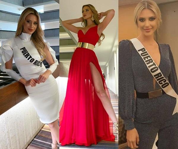 Miss Universe 2019 ngày thứ 8: Hoàng Thùy thay tới 4 bộ đồ mà vẫn có người chịu chơi không kém-6