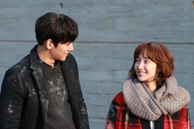 FA  không nên xem: Cảnh phim ngọt đến sâu răng của Ji Chang Wook và Park Min Young-3