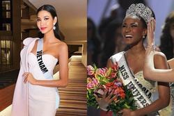 Bản tin Hoa hậu Hoàn vũ 6/12: Hoàng Thùy bất ngờ lọt vào mắt xanh cựu hoa hậu Leila Lopes