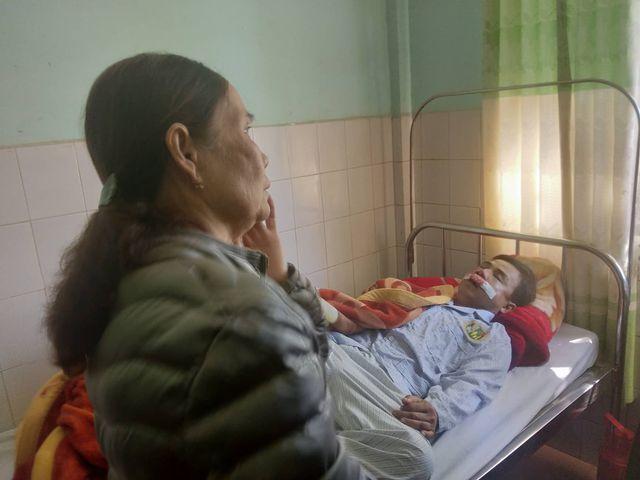 Vụ tai nạn 3 người tử vong: Tang mẹ chưa hết lại đến tang chồng-4