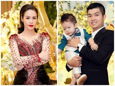 Sau tranh cãi nảy lửa, chồng cũ Nhật Kim Anh đăng ảnh đời thường vui vẻ bên cậu ấm-6