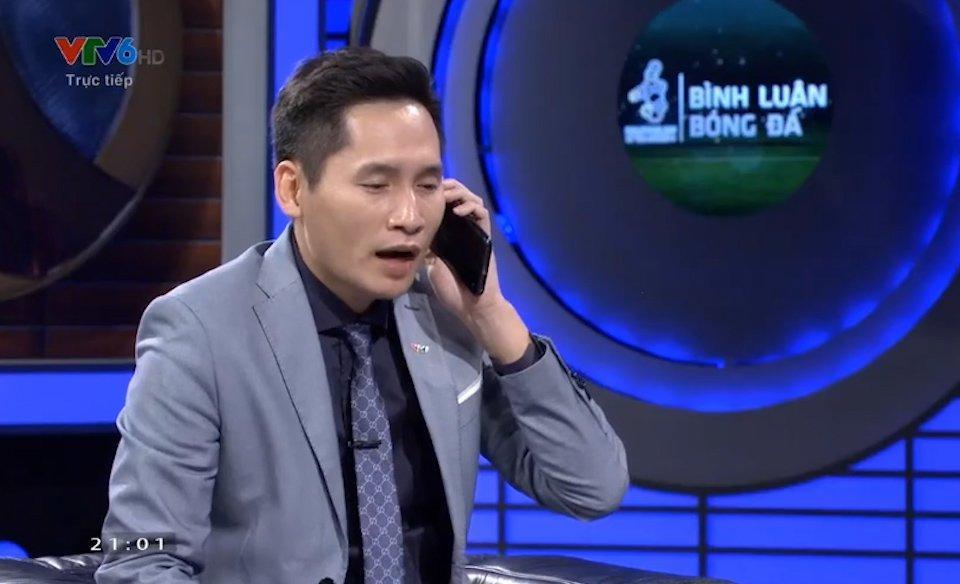 Sau 1 tuần bị chỉ trích đá xoáy Bùi Tiến Dũng, BTV Quốc Khánh lần đầu lên tiếng về vụ việc-1