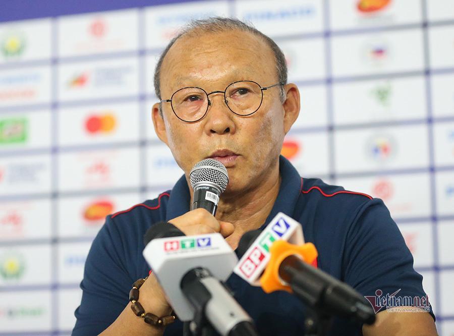 Trước giờ bóng lăn, thầy Park đề nghị truyền thông không đăng tin lộ đội hình U22 Việt Nam-1
