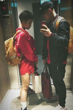 Lộ ảnh thân mật của Miu Lê và bạn trai mới?