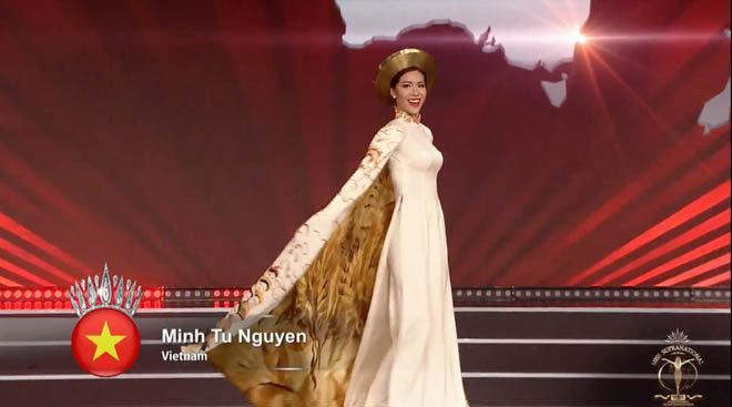 Ngọc Châu - Minh Tú thắng Back To Back: Việt Nam 2 năm liền là Hoa hậu Siêu quốc gia châu Á-5
