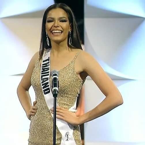 Hoàng Thùy thi bán kết Miss Universe 2019: Chào sân ấn tượng, diễn bikini an toàn, bùng nổ với dạ hội-8