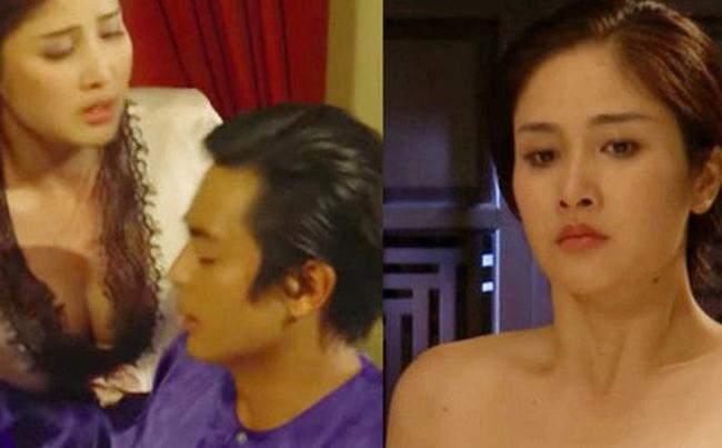 Loạt cảnh nóng quá bạo khiến vợ cũ Phan Thanh Bình, Quỳnh Nga bầm tím khắp cơ thể-1