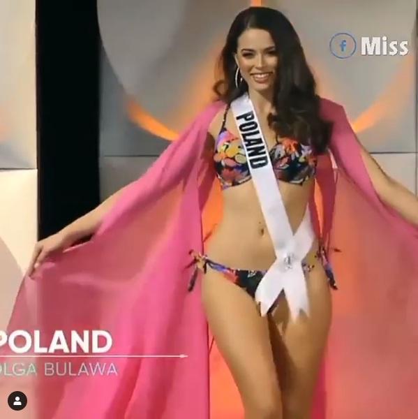 Hoàng Thùy thi bán kết Miss Universe 2019: Chào sân ấn tượng, diễn bikini an toàn, bùng nổ với dạ hội-19