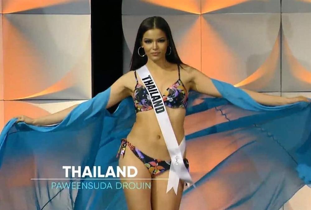 Hoàng Thùy thi bán kết Miss Universe 2019: Chào sân ấn tượng, diễn bikini an toàn, bùng nổ với dạ hội-15