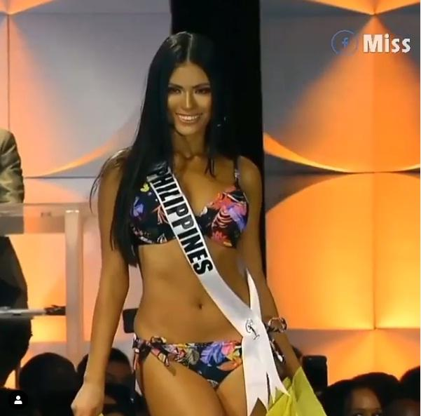 Hoàng Thùy thi bán kết Miss Universe 2019: Chào sân ấn tượng, diễn bikini an toàn, bùng nổ với dạ hội-21