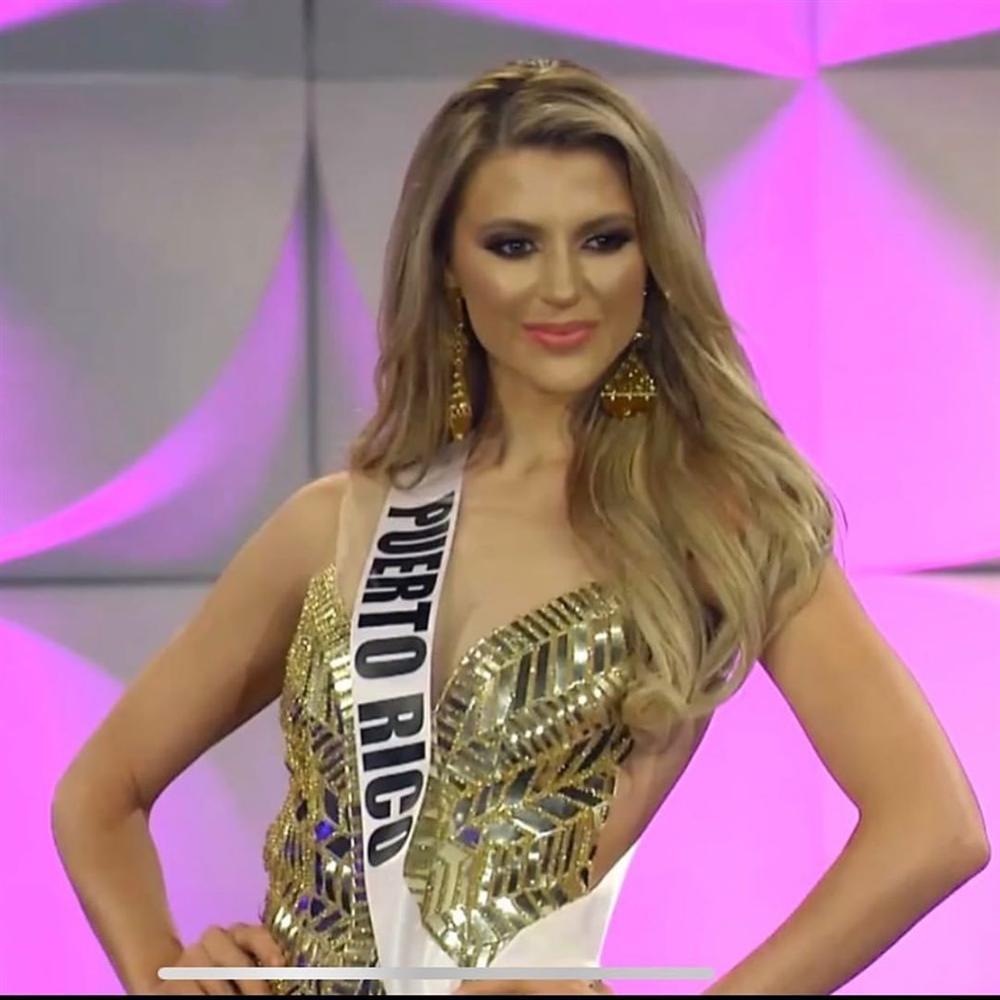 Hoàng Thùy thi bán kết Miss Universe 2019: Chào sân ấn tượng, diễn bikini an toàn, bùng nổ với dạ hội-25