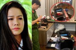 Trộm phá két cuỗm 5 tỷ đồng nhưng lại chê vàng, kim cương của Nhật Kim Anh