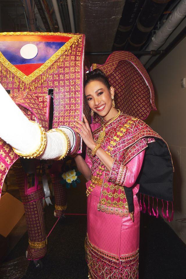 Top 10 quốc phục chất khỏi bàn chỉ có ở Miss Universe 2019: Hoàng Thùy trình diễn cafe phin xuất sắc-9