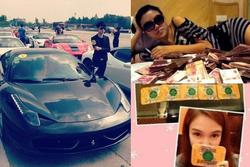 Choáng với độ giàu có của các rich kid Trung Quốc