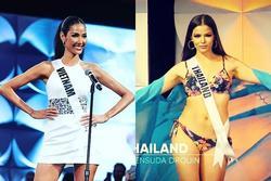 Bản tin Hoa hậu Hoàn vũ 7/12: Hoàng Thùy khiến đối thủ nặng ký cũng phải tuyên bố dè chừng