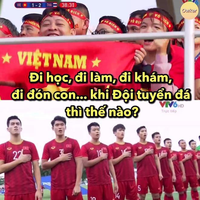 Dân mạng gọi tên Tiến Linh, Đức Chinh, cổ vũ U22 trước bán kết-6