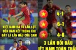 Dân mạng gọi tên Tiến Linh, Đức Chinh, cổ vũ U22 trước bán kết