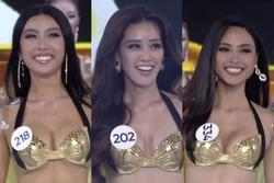TRỰC TIẾP chung kết Hoa hậu Hoàn vũ Việt Nam 2019: Thúy Vân vào top 10, Tường Linh dừng bước sớm