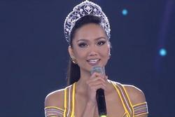 TRỰC TIẾP chung kết Hoa hậu Hoàn vũ Việt Nam 2019: H'Hen Niê xuất hiện đẹp áp đảo top 10