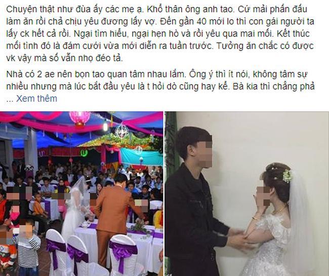 Người yêu cũ đến làm loạn đám cưới, ai cũng thương cô dâu nhưng khi biết sự thật thì...-1
