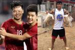 Tóc xoăn tít của Đức Chinh thành trend mới sau chiến thắng Campuchia-5