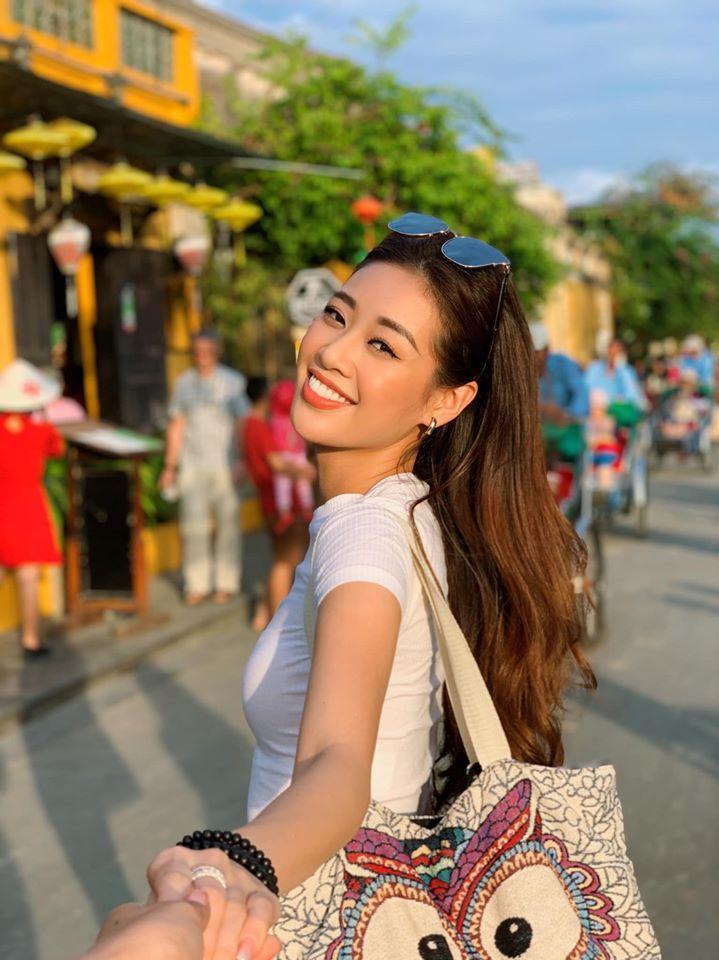Cận cảnh nhan sắc Nguyễn Trần Khánh Vân - tân Hoa hậu Hoàn vũ Việt Nam 2019-7