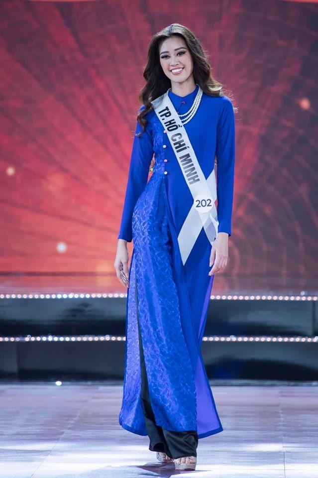 Cận cảnh nhan sắc Nguyễn Trần Khánh Vân - tân Hoa hậu Hoàn vũ Việt Nam 2019-4
