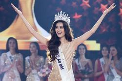 Cận cảnh nhan sắc Nguyễn Trần Khánh Vân - tân Hoa hậu Hoàn vũ Việt Nam 2019