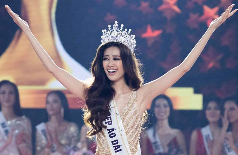 Nguyễn Trần Khánh Vân đăng quang hoa hậu-2