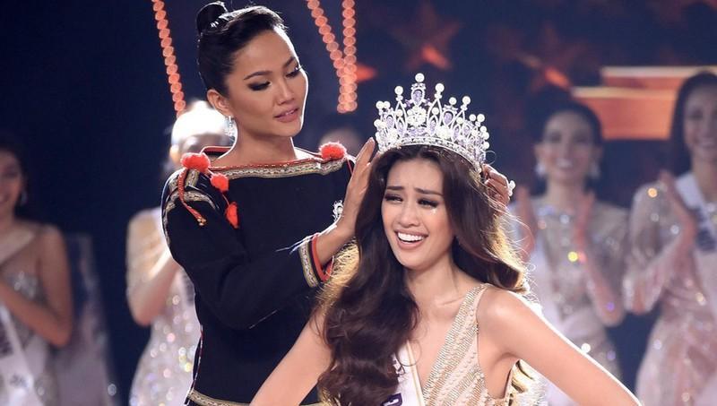 Nguyễn Trần Khánh Vân đăng quang hoa hậu-3