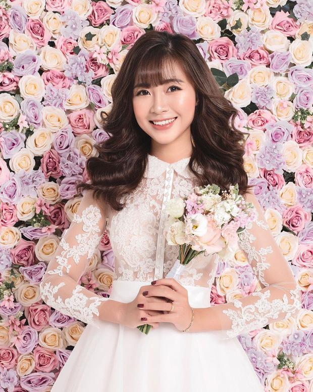 Bạn gái Phan Văn Đức chính thức khoe ảnh cưới, thần thái của cô dâu hạ gục bao người-2